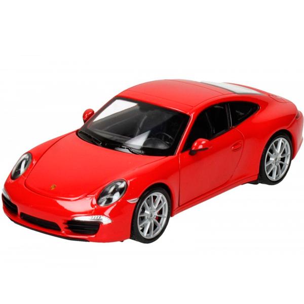 Купить Welly 24040 Велли Модель машины 1:24 Porsche 911 (991), Машинка Welly