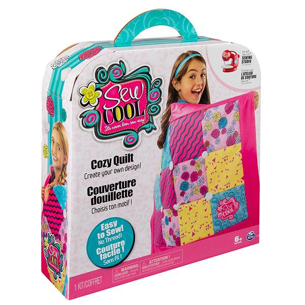 Sew Cool 56010S Сью Кул Набор для шитья стеганого покрывала