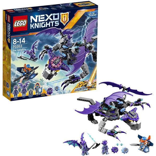 Lego Nexo Knights 70353 Конструктор Лего Нексо Летающая Горгулья, арт:148573 - LEGO, Конструкторы для мальчиков и девочек