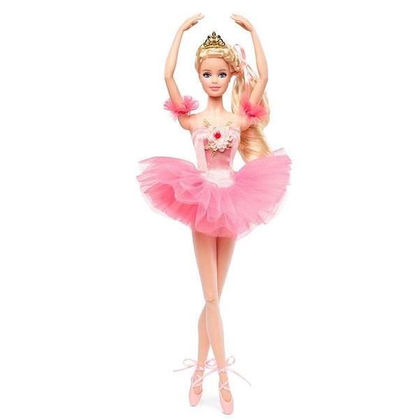 Купить Mattel Barbie DVP52 Барби Коллекционная кукла Звезда балета , Игровые наборы Mattel Barbie