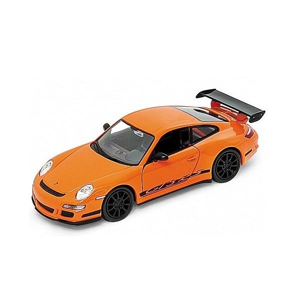 Купить Welly 42397 Велли Модель машины 1:34-39 Porsche 911 GT3 RS, Машинка инерционная Welly