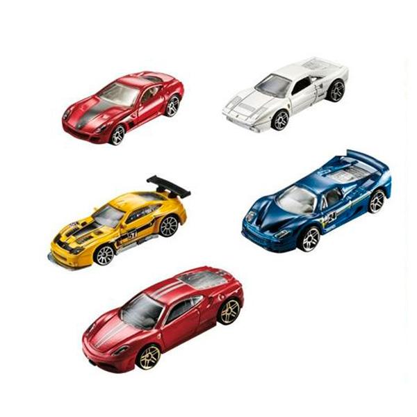 Купить Mattel Hot Wheels K5904 Хот Вилс Машинки Подарочный набор из 3х машинок (в ассортименте), Набор машинок Mattel Hot Wheels