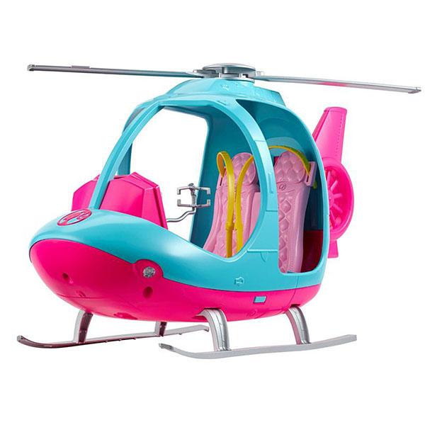 Купить Mattel Barbie FWY29 Барби Вертолет из серии Путешествия, Игровые наборы Mattel Barbie