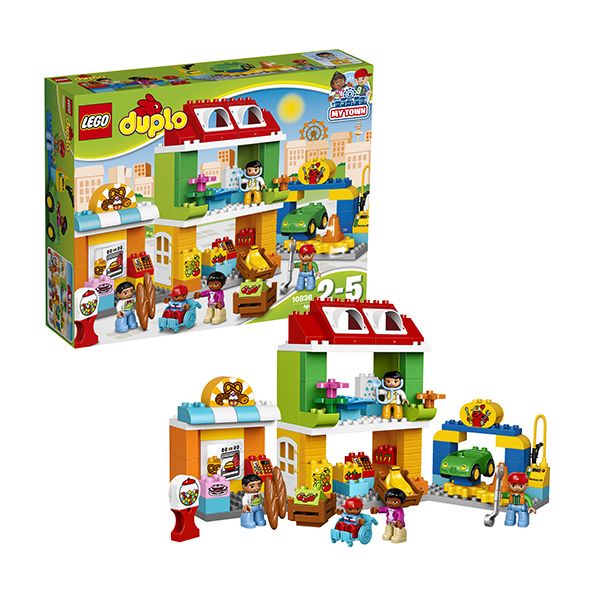 Конструктор LEGO - Дупло, артикул:145647