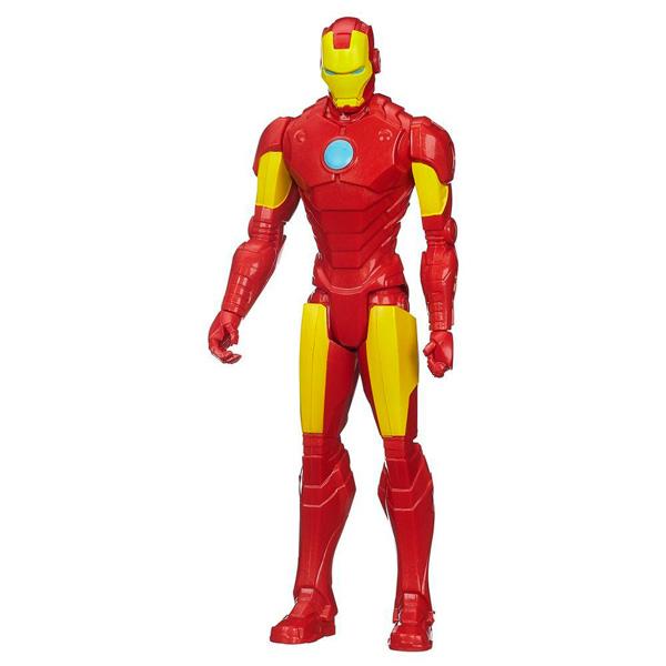 Купить Hasbro Avengers B1667 Титаны: Железный Человек, Фигурка Hasbro Avengers