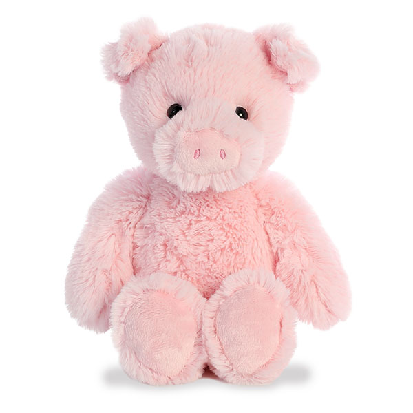 Aurora 180154B Cuddly Friends Поросёнок, 30 см - Мягкие игрушки
