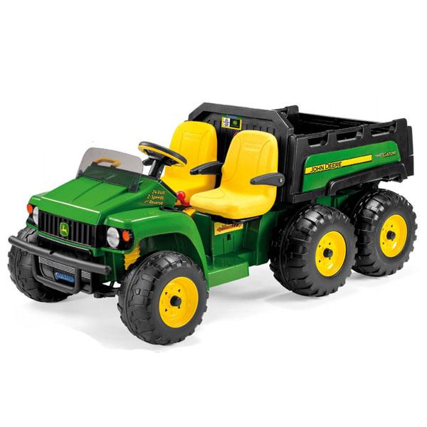 Купить Детский электромобиль Peg-Perego OD0531 JD GATOR HPX 6*4 LITHIUM, Электромобиль Peg-Perego