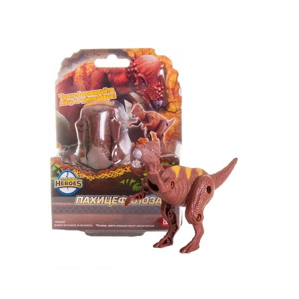 Купить EggStars 84555 Яйцо-трансформер Пахицефалозавр, Фигурка EggStars