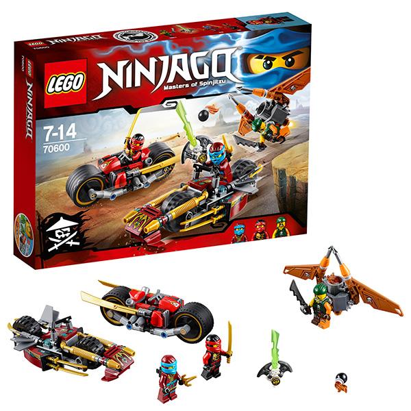 Конструктор LEGO - Ниндзяго, артикул:127057