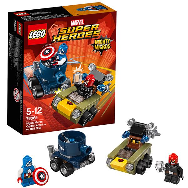 Конструктор LEGO - Супер Герои, артикул:127087