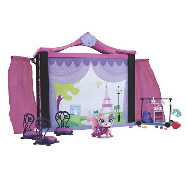Игровой набор Hasbro Littlest Pet Shop - Домики и замки, артикул:133138