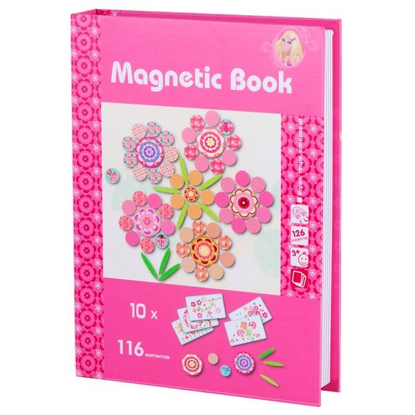 Купить Magnetic Book TAV030 Развивающая игра Фантазия , Настольные игры Magnetic Book