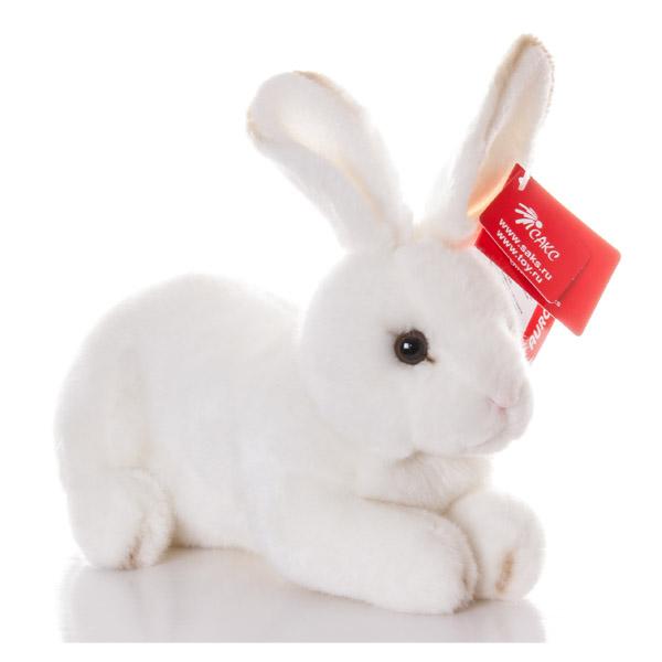Aurora 0674 Аврора Кролик белый, 25 см