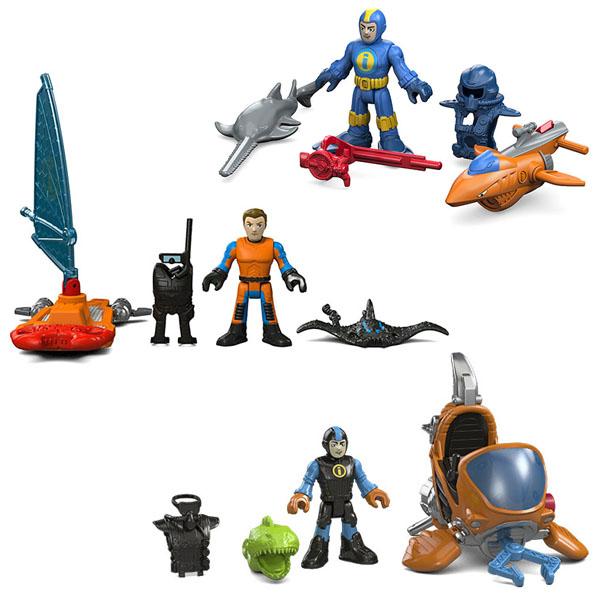 Игрушка для малышей Mattel Imaginext - Мини наборы, артикул:149228