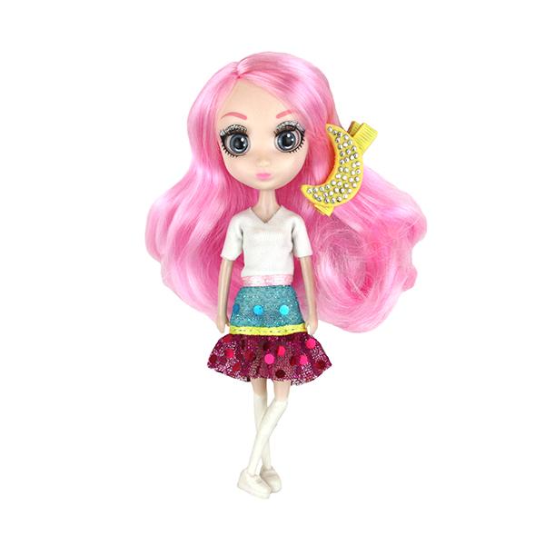 Купить Shibajuku Girls HUN6676 Кукла Сури, 15 см, Кукла Shibajuku GIRLS