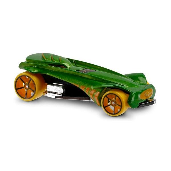 Купить Mattel Hot Wheels FGK67 Машинки персонажей DC Зелёная Стрела, Машинка Mattel Hot Wheels