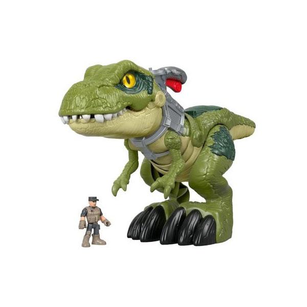 Купить Mattel Jurassic World GBN14 Большой Динозавр Тирекс, Игровые наборы и фигурки для детей Mattel Jurassic World
