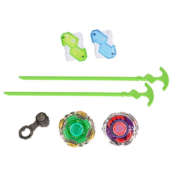 Купить Infinity Nado 36060I Инфинити Надо 2 волчка Сплит, Owl&Orochi, Игровые наборы Infinity Nado