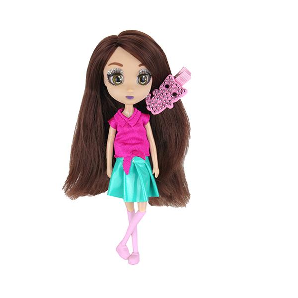 Купить Shibajuku Girls HUN6678 Кукла Намика, 15 см, Кукла Shibajuku GIRLS