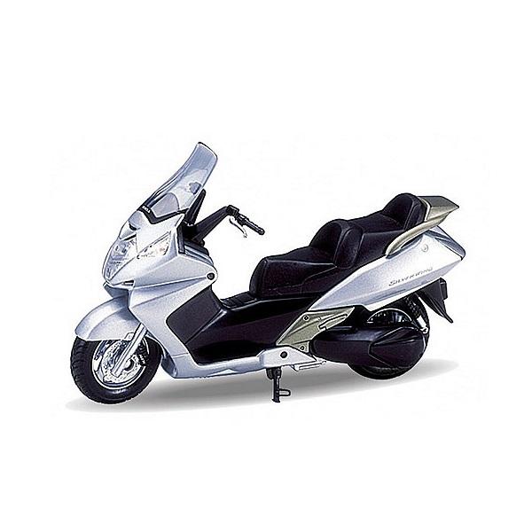 Мотоцикл Welly - Коллекционные машинки, артикул:93816
