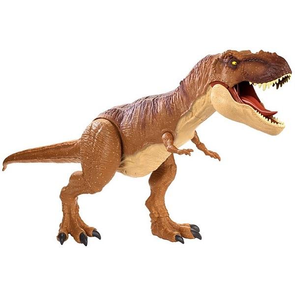 Mattel Jurassic World FMM63 Колоссальный тиранозавр Рекс - Игровые наборы