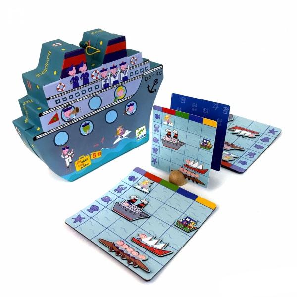 Купить DJECO DJ05270 Настольная игра Морской бой