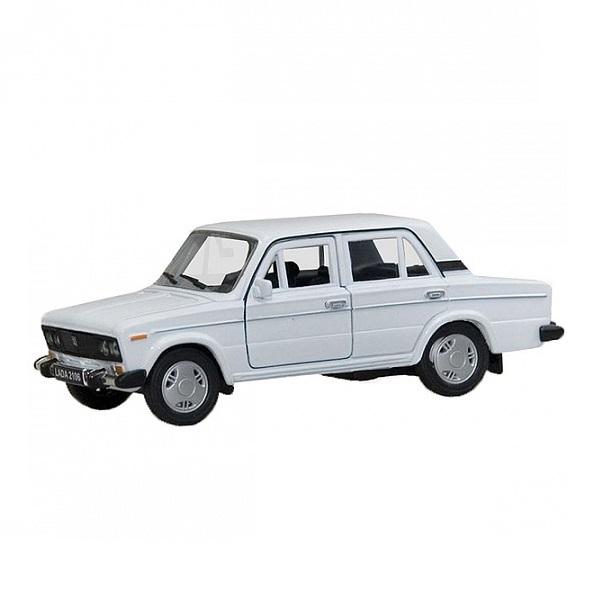 Купить Welly 42381 Велли Модель машины 1:34-39 LADA 2106, Машинка Welly