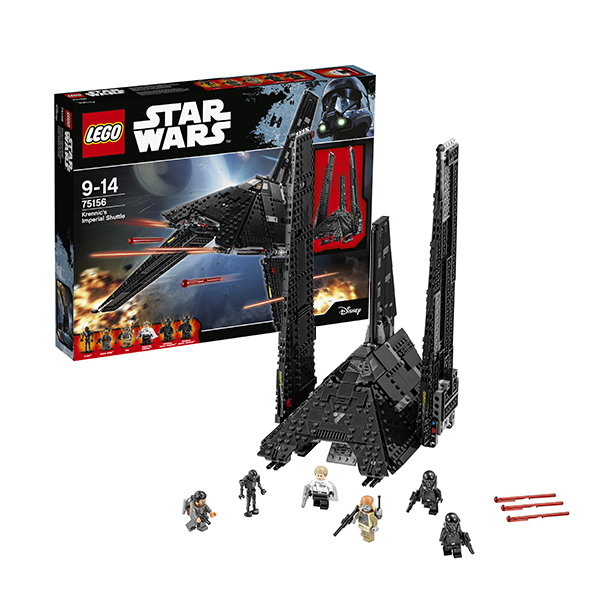 Конструктор LEGO - Звездные войны, артикул:142369