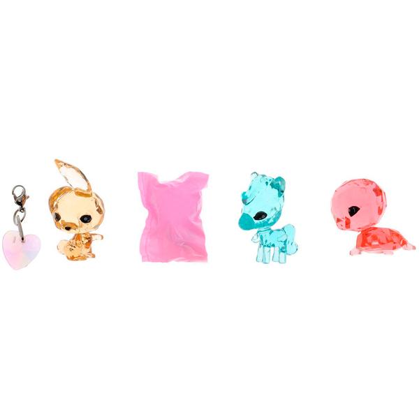 Купить Crystal Surprise 45714 Кристал Сюрприз Игровой набор - 4 фигурки, Набор фигурок Crystal Surprise