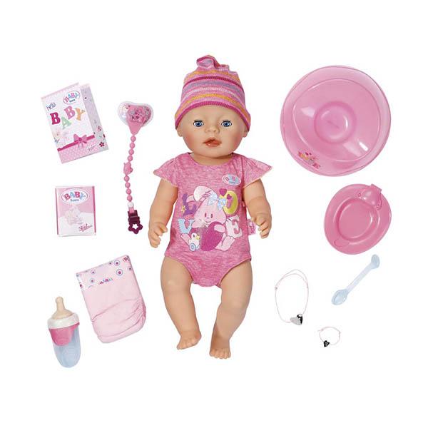 Интерактивная кукла Zapf Creation - Baby Born, артикул:136421