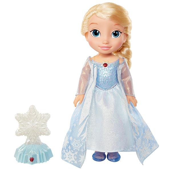 Купить Disney Princess 297750 Принцессы Дисней Кукла Холодное Сердце Эльза Северное сияние, функциональная, Кукла Disney Princess