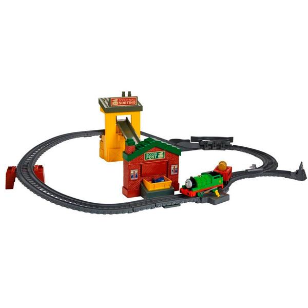 """Thomas & Friends BHY57 Томас и друзья Игровой набор """"Сортировка и доставка грузов Перси"""""""