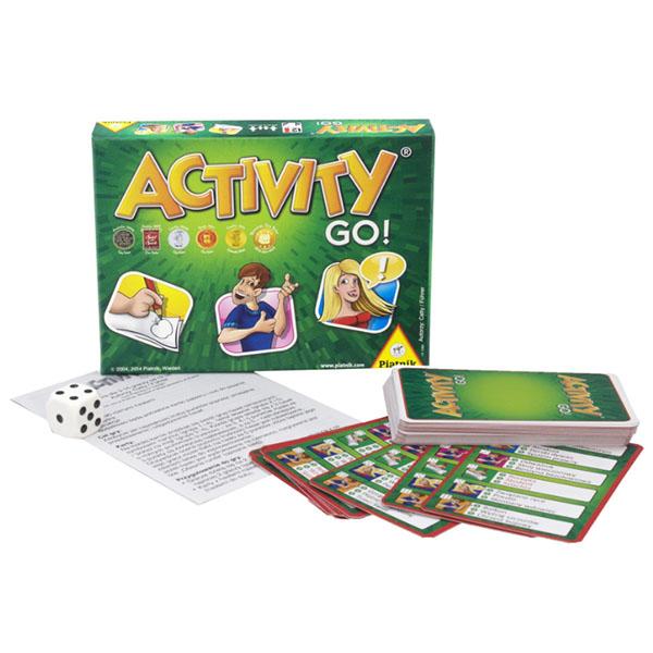 Купить Piatnik 797996 Настольная игра Activity Вперед , Настольные игры Piatnik