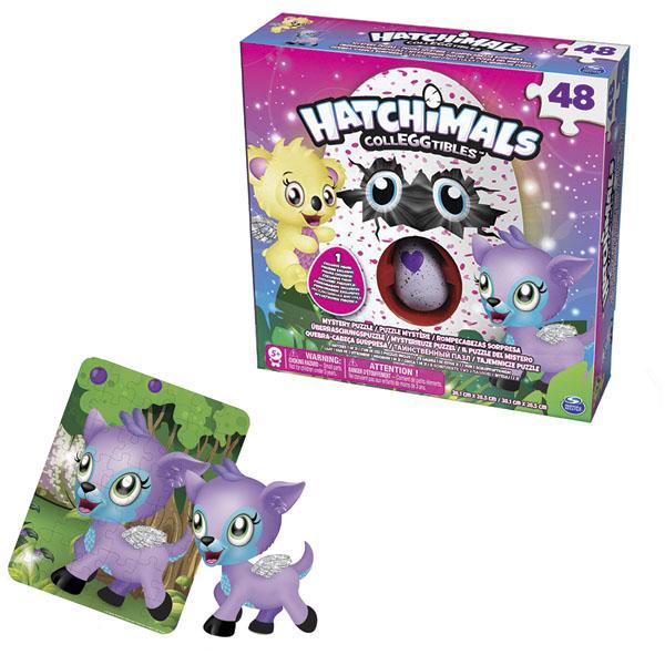 Купить Hatchimals 98470 Хетчималс Пазл 48 элементов в коробке, Настольная игра Hatchimals