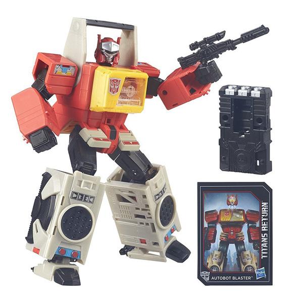 Фигурка трансформер Hasbro Transformers Transformers B7997 Трансформеры Дженерэйшенс: Войны Титанов Лидер, в ассортименте