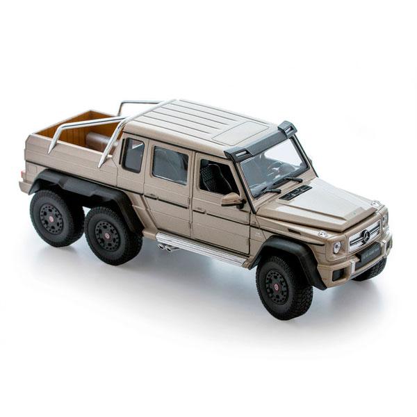 Купить Welly 24061 Велли Модель машины 1:24 Mercedes-Benz G63 AMG 6x6, Машинка Welly