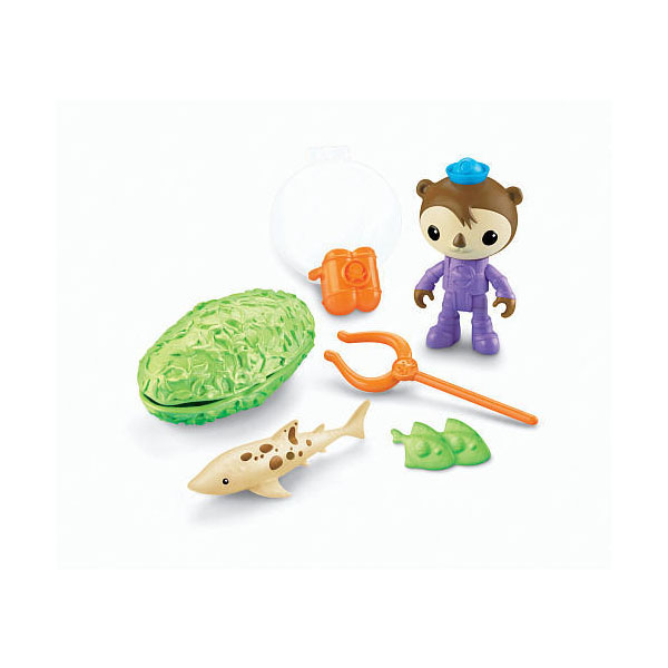 Игровой набор Mattel Octonauts - Минифигурки, артикул:147056