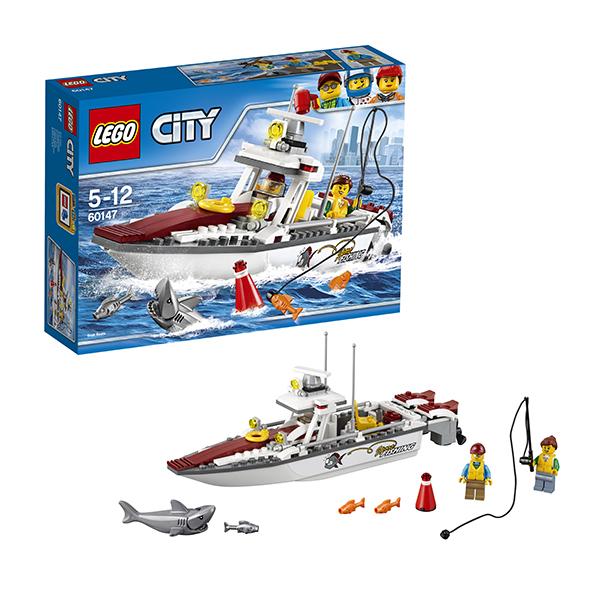Конструктор LEGO - Город, артикул:145674