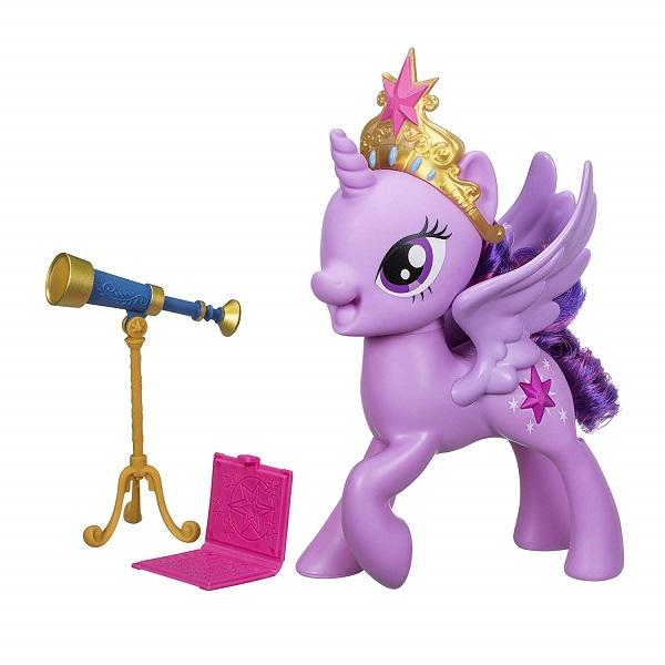 Купить Hasbro My Little Pony E1973/E2585 Май Литл Пони Разговор о дружбе Твайлайт Спаркл, Игровые наборы и фигурки для детей Hasbro My Little Pony