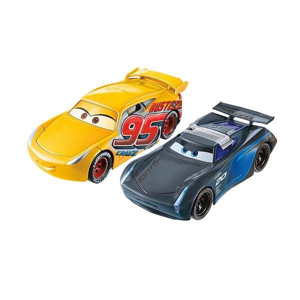 Машинка Mattel Cars FCX95 Ассортимент машинок - перевёртышей фото