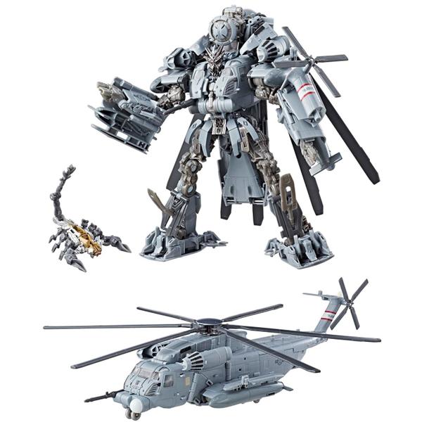 Hasbro Transformers E0703/E0980 Трансформеры Блэкаут 33 см