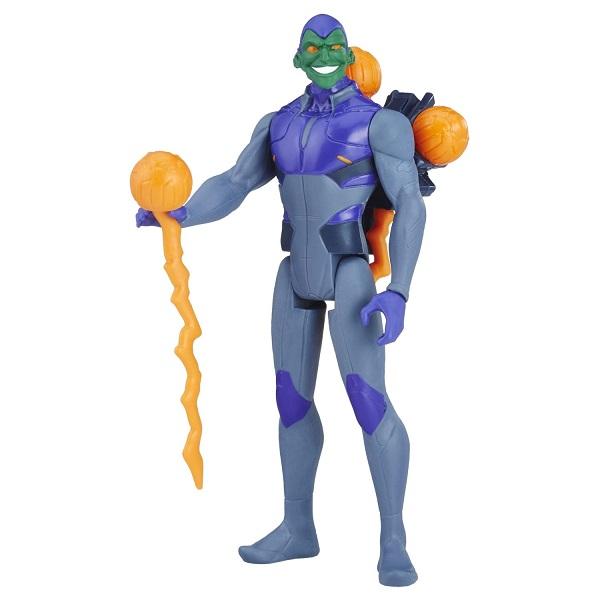 Купить Hasbro Spider-Man E0808/E1107 Фигурка Человека-Паука Хобгоблин (с аксессуарами), Игровые наборы и фигурки для детей Hasbro Spider-Man