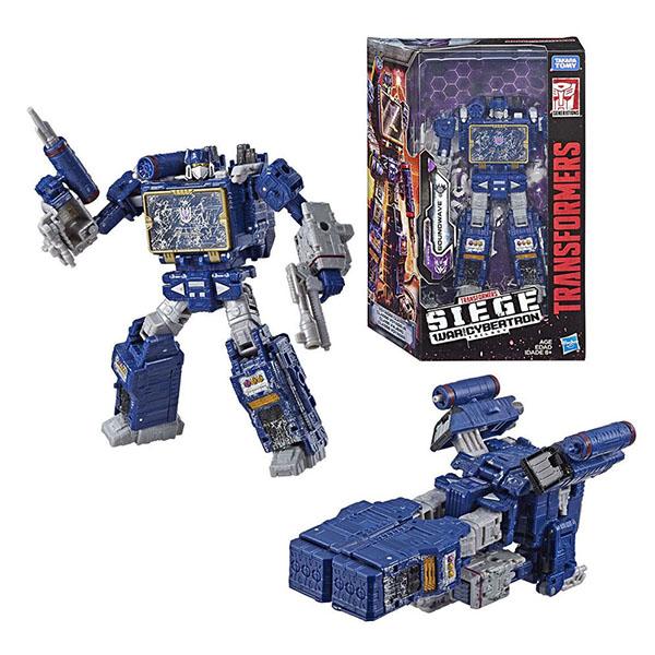 Купить Hasbro Transformers E3418/E3545 Трансформеры КЛАСС ВОЯДЖЕРЫ Саундвейв, Игрушечные роботы и трансформеры Hasbro Transformers