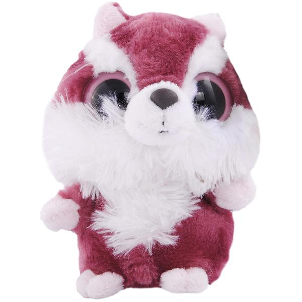 Юху и его друзья 65-103 Красная белка, 12 см - Мягкие игрушки