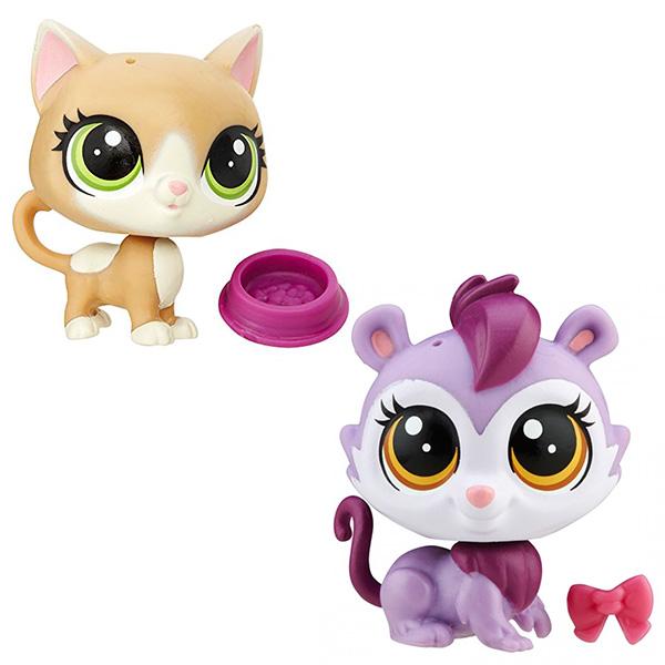 Купить Hasbro Littlest Pet Shop A8228 Литлс Пет Шоп Зверюшка (в ассортименте), Фигурка Hasbro Littlest Pet Shop