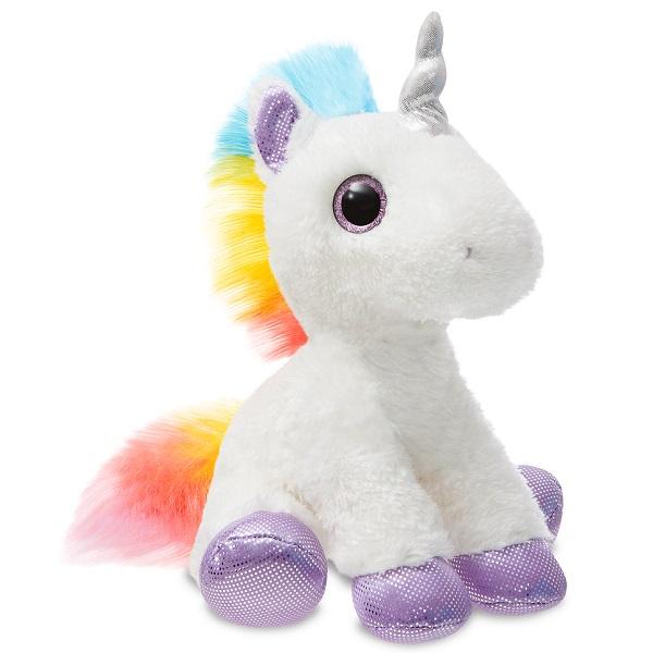 Купить Aurora 161257A Аврора Единорог радужный. 30 см, Мягкие игрушки Aurora