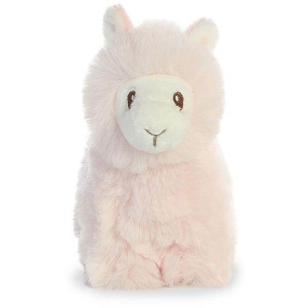 Купить Aurora 180524B Аврора Лама розовая, 15 см, Мягкие игрушки Aurora