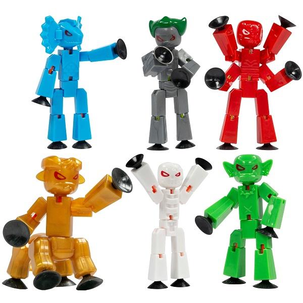 """Игровые наборы и фигурки для детей Stikbot TST626 Стикбот """"Монстр"""" (в ассортименте) фото"""