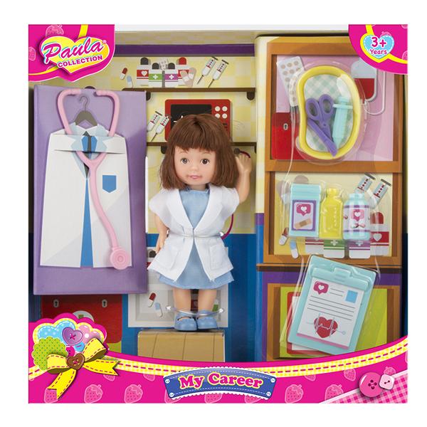 Купить Paula MC23048a Игровой набор Я - профессионал врач, Игровые наборы Paula