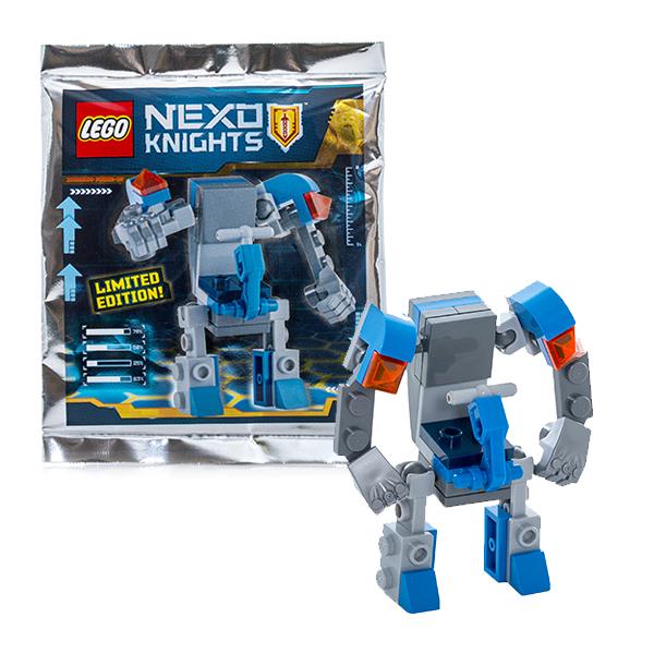 Lego Nexo Knights 271610 Конструктор Лего Нексо МЕХ БОТ, арт:146468 - LEGO, Конструкторы для мальчиков и девочек